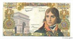 100 Nouveaux Francs BONAPARTE FRANCE  1964 F.59.26 TB à TTB