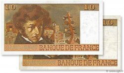 10 Francs BERLIOZ sans signatures FRANCE  1978 F.63bis.01 pr.SPL