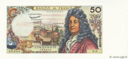 50 Francs RACINE FRANCE  1962 F.64.00 NEUF