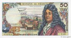 50 Francs RACINE FRANCE  1962 F.64.03 SPL