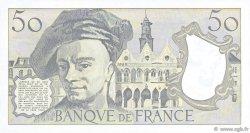 50 Francs QUENTIN DE LA TOUR FRANCE  1991 F.67.17 NEUF