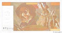 100 Francs DELACROIX FRANCE  1981 F.69.05 NEUF