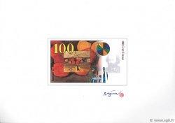 100 Francs CÉZANNE FRANCE  1997 F.74E.01 NEUF