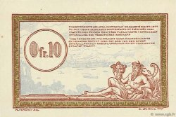 10 Centimes FRANCE régionalisme et divers  1923  NEUF