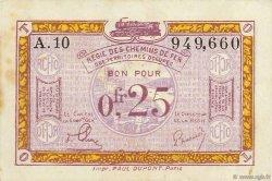 25 Centimes FRANCE régionalisme et divers  1923  TTB