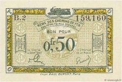 50 Centimes FRANCE régionalisme et divers  1923  pr.NEUF
