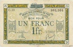 1 Franc FRANCE régionalisme et divers  1923  TTB