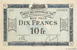10 Francs FRANCE régionalisme et divers  1923  TTB