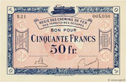 50 Francs FRANCE  1923  SPL