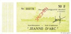 50 Francs FRANCE régionalisme et divers  1981  pr.NEUF