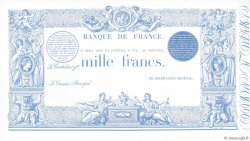 1000 Francs type 1862 indices noirs FRANCE  1885 F.A50.00 NEUF
