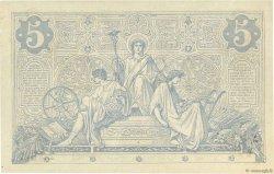 5 Francs NOIR FRANCE  1873 F.01.14 SUP