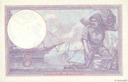 5 Francs VIOLET FRANCE  1922 F.03.06 SUP+
