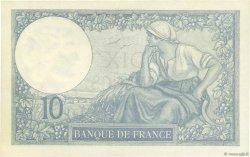 10 Francs MINERVE FRANCE  1927 F.06.12 pr.NEUF