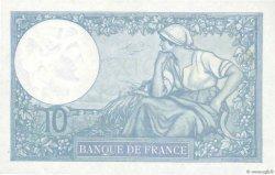10 Francs MINERVE modifié FRANCE  1939 F.07.11 pr.NEUF
