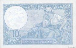 10 Francs MINERVE modifié FRANCE  1941 F.07.26 NEUF