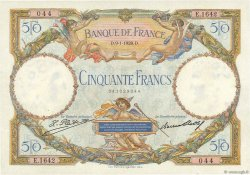 50 Francs LUC OLIVIER MERSON FRANCE  1928 F.15.02 SUP+
