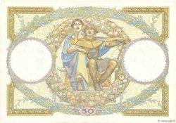 50 Francs LUC OLIVIER MERSON type modifié FRANCE  1932 F.16.03 pr.SUP