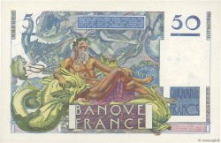 50 Francs LE VERRIER FRANCE  1947 F.20.09 NEUF