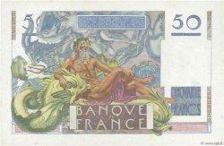 50 Francs LE VERRIER FRANCE  1951 F.20.17 SPL