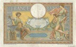 100 Francs LUC OLIVIER MERSON avec LOM FRANCE  1908 F.22.01 pr.TB