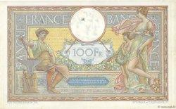 100 Francs LUC OLIVIER MERSON sans LOM FRANCE  1913 F.23.05 TTB+