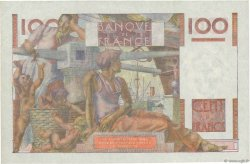100 Francs JEUNE PAYSAN filigrane inversé FRANCE  1954 F.28bis.06 TTB+