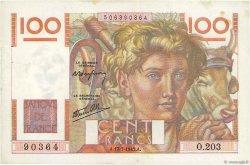 100 Francs JEUNE PAYSAN Favre-Gilly FRANCE  1947 F.28ter.01 TTB+