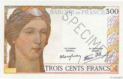 300 Francs FRANCE  1938 F.29.00s2 NEUF