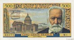 500 Francs VICTOR HUGO FRANCE  1954 F.35.01 SPL