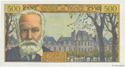500 Francs VICTOR HUGO FRANCE  1954 F.35.03 SPL