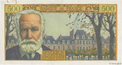 500 Francs VICTOR HUGO FRANCE  1955 F.35.04 SPL