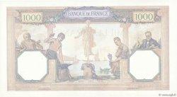1000 Francs CÉRÈS ET MERCURE FRANCE  1927 F.37.00 NEUF
