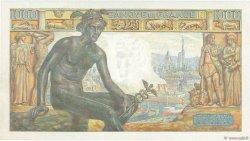 1000 Francs DÉESSE DÉMÉTER FRANCE  1943 F.40.18 NEUF