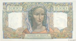 1000 Francs MINERVE ET HERCULE FRANCE  1945 F.41.01 SPL