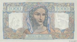 1000 Francs MINERVE ET HERCULE FRANCE  1946 F.41.15 NEUF
