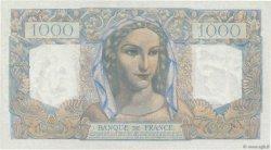 1000 Francs MINERVE ET HERCULE FRANCE  1947 F.41.18 SUP