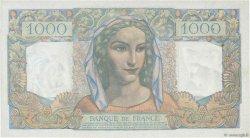 1000 Francs MINERVE ET HERCULE FRANCE  1949 F.41.29 SPL