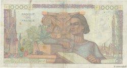10000 Francs GÉNIE FRANÇAIS FRANCE  1946 F.50.09 B+