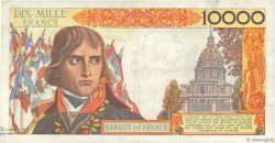 10000 Francs BONAPARTE FRANCE  1955 F.51.01 pr.TTB