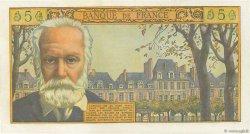 5 Nouveaux Francs VICTOR HUGO FRANCE  1959 F.56.01 pr.NEUF
