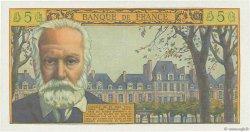 5 Nouveaux Francs VICTOR HUGO FRANCE  1962 F.56.12 NEUF