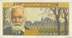 5 Nouveaux Francs VICTOR HUGO FRANCE  1965 F.56.21 pr.SUP