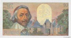 10 Nouveaux Francs RICHELIEU FRANCE  1960 F.57.07 NEUF