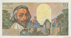 10 Nouveaux Francs RICHELIEU FRANCE  1961 F.57.13 pr.NEUF