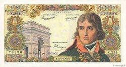 100 Nouveaux Francs BONAPARTE FRANCE  1963 F.59.22 SPL+