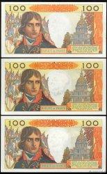 100 Nouveaux Francs BONAPARTE FRANCE  1959 F.59.99 SPL