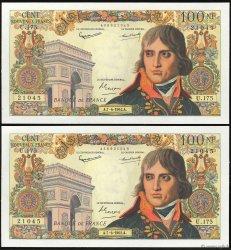 100 Nouveaux Francs BONAPARTE FRANCE  1962 F.59.99 NEUF