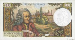 10 Francs VOLTAIRE FRANCE  1966 F.62.23 SPL