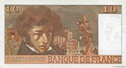 10 Francs BERLIOZ FRANCE  1978 F.63.24a SPL+